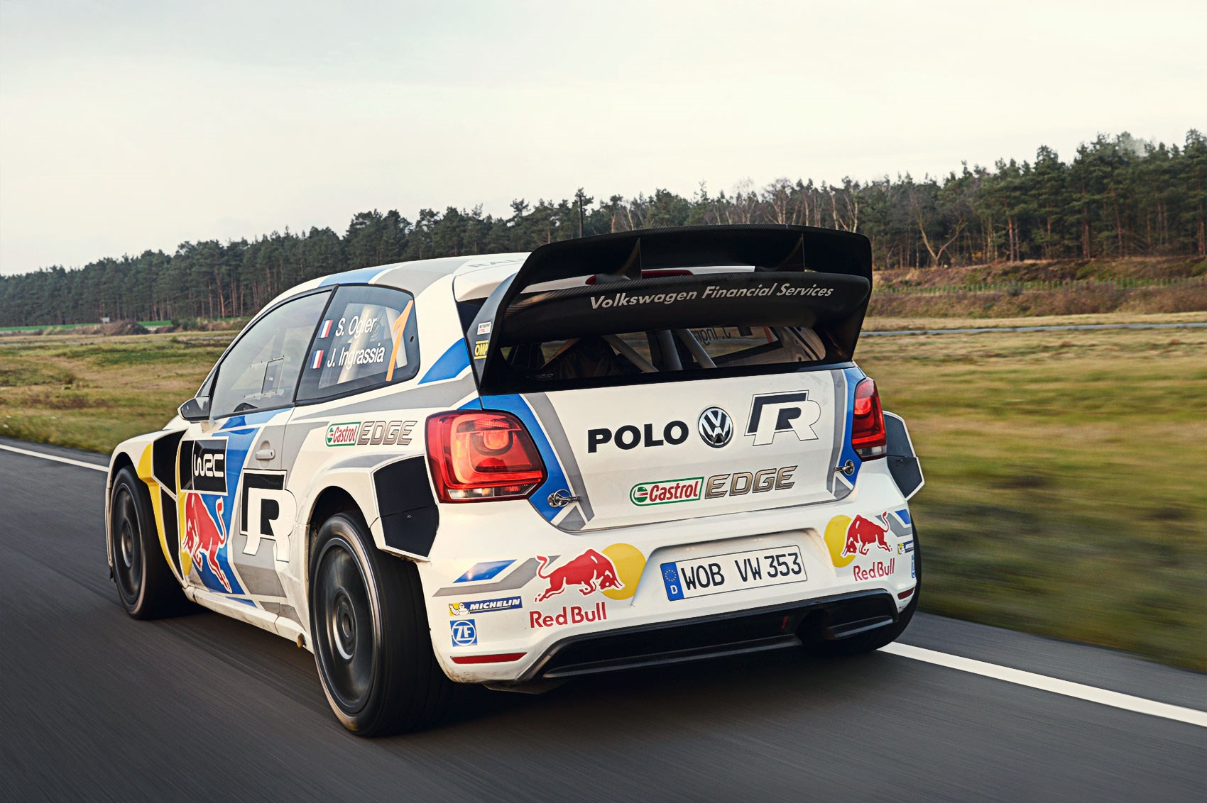 car vs the world 39 s best rally car driving the vw polo wrc by car magazine. Black Bedroom Furniture Sets. Home Design Ideas
