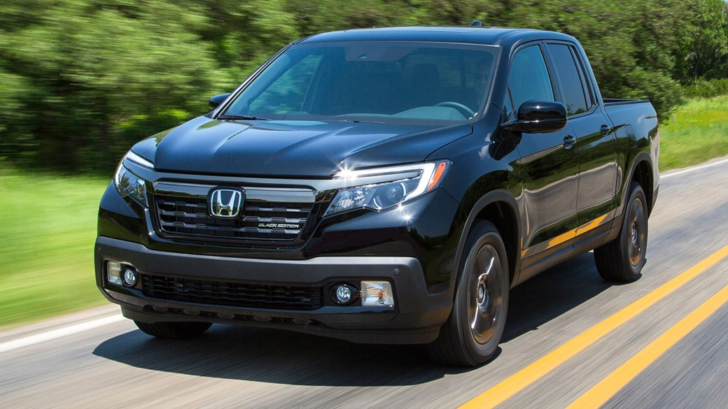 Honda Ridgeline Black Edition Awd 2017 Review