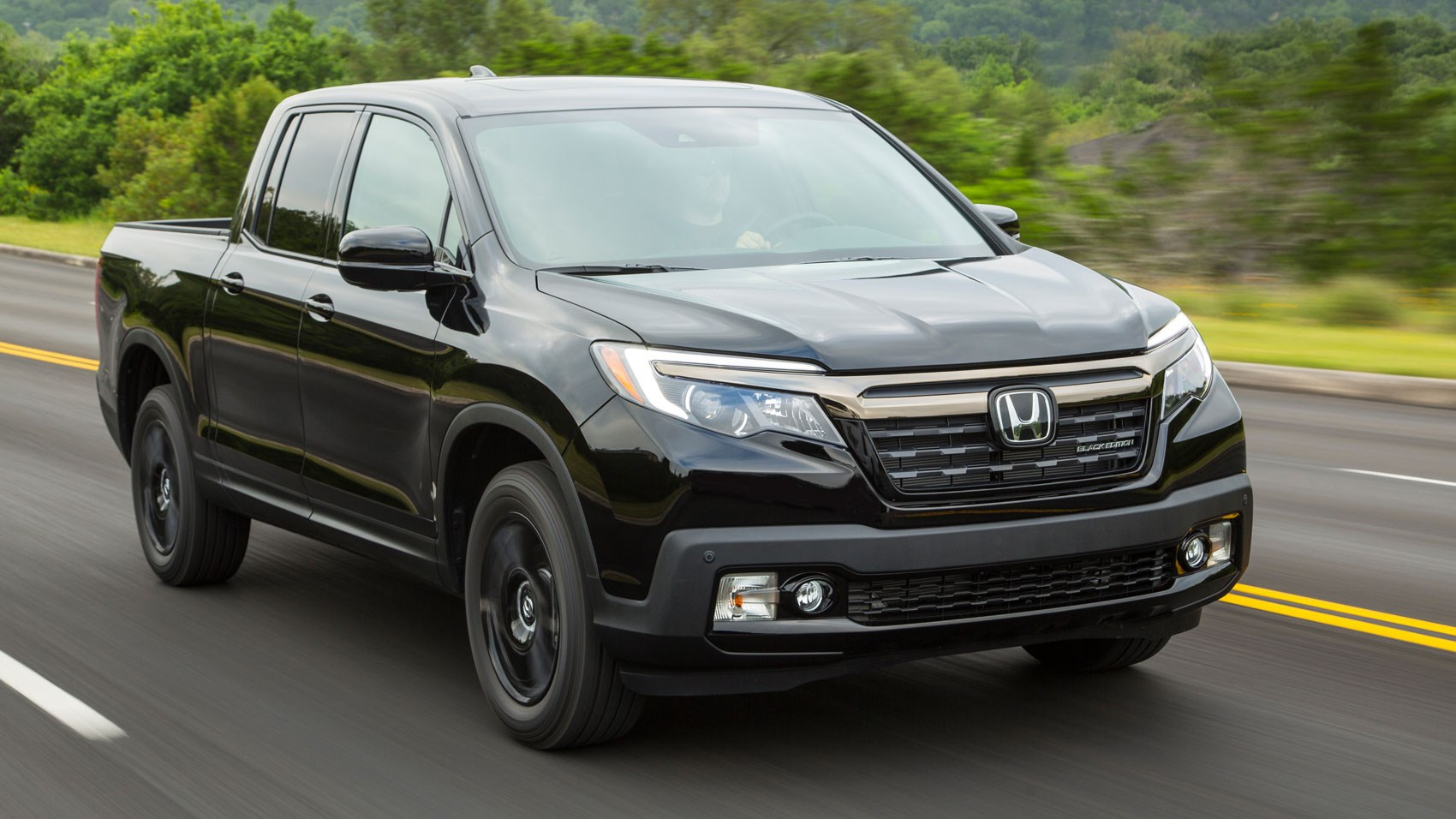 honda ridgeline black edition awd 2017 review by car magazine. Black Bedroom Furniture Sets. Home Design Ideas