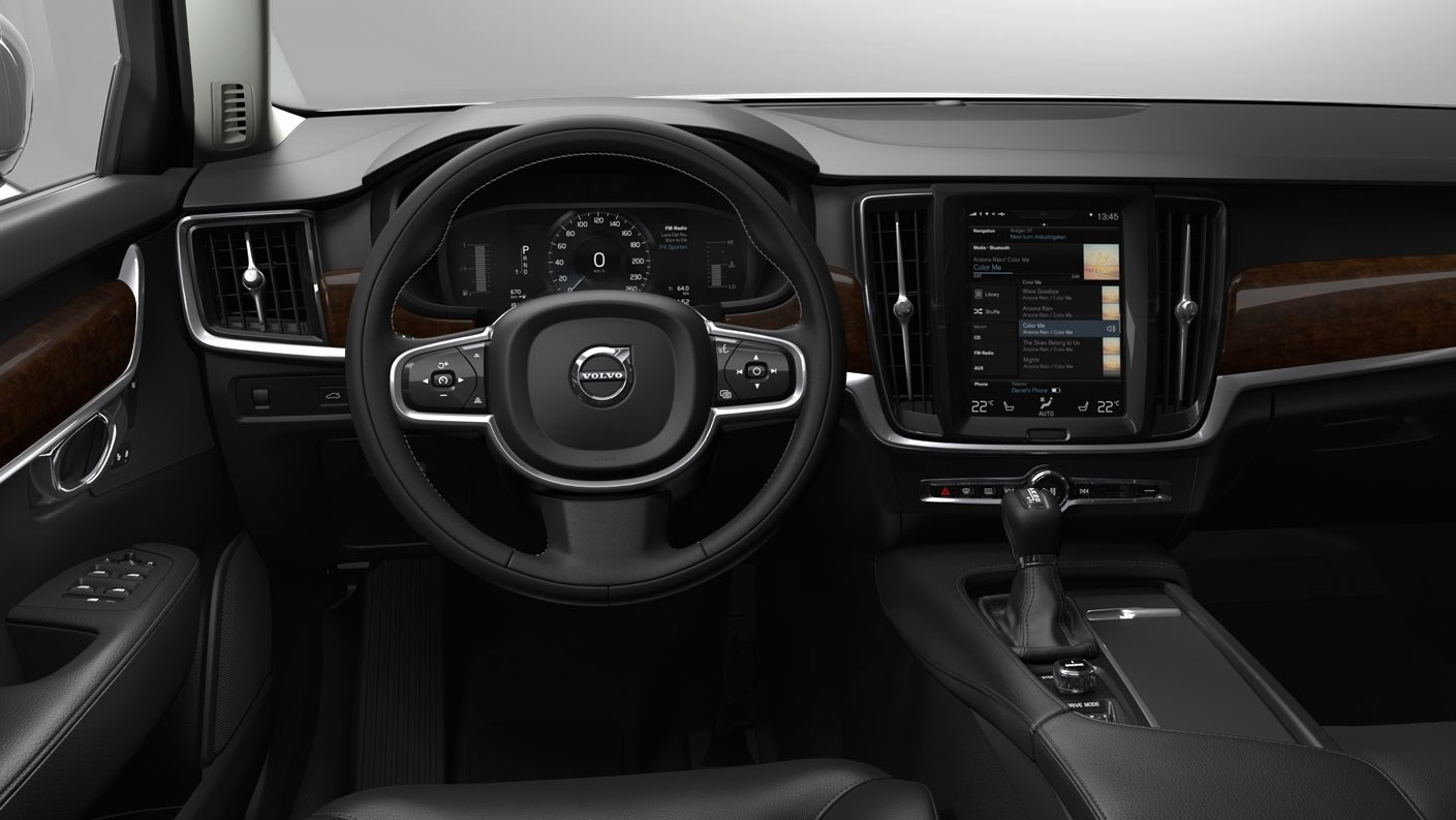 volvo s90 d4 momentum 2017 review by car magazine. Black Bedroom Furniture Sets. Home Design Ideas