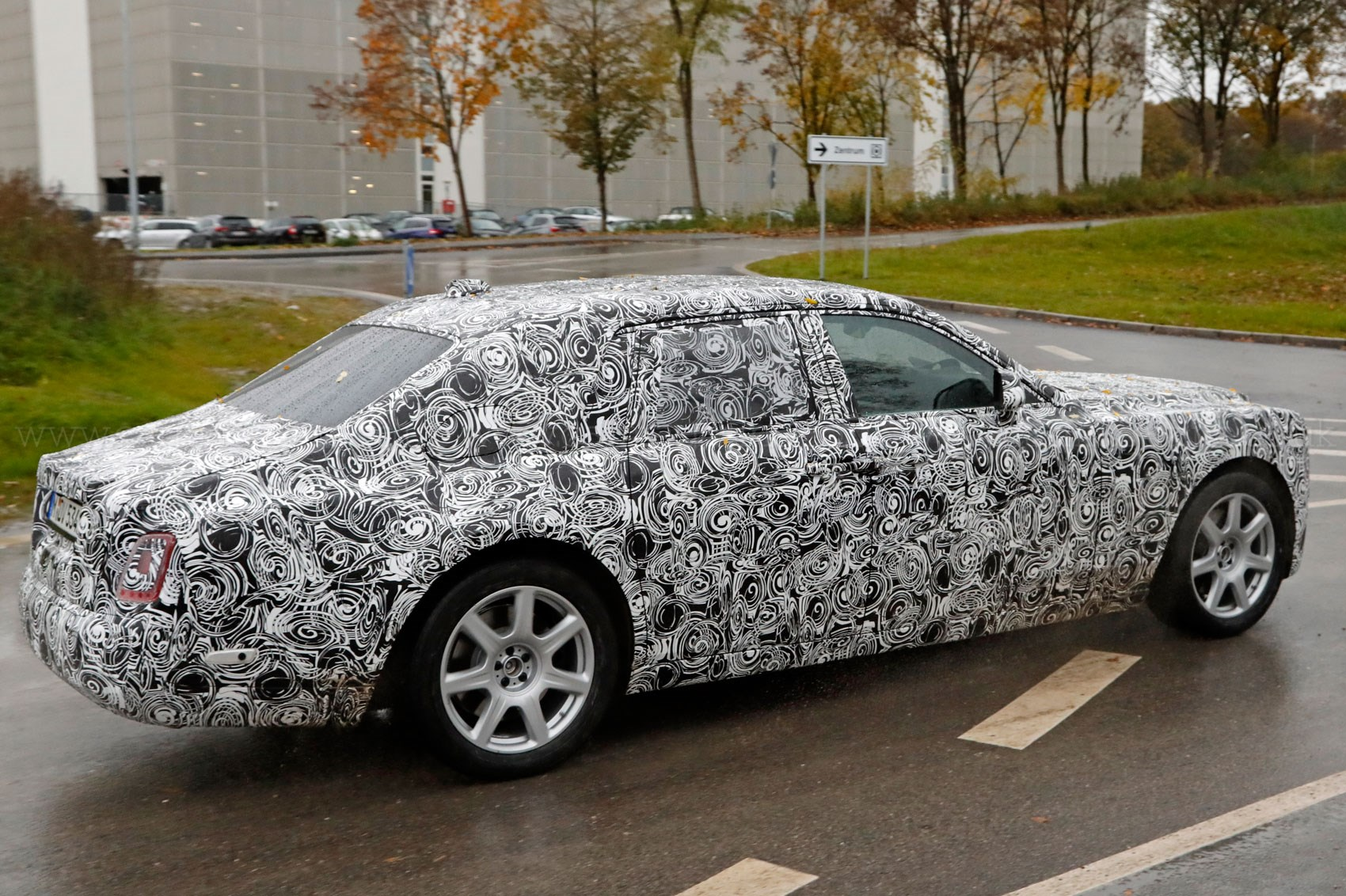 2017 Rolls Royce Phantom Viii