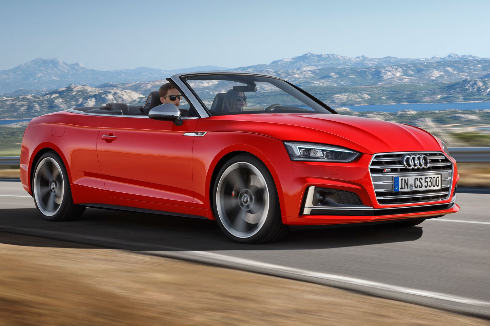 2017 audi s5 and a5 cabriolet chop their tops at la car. Black Bedroom Furniture Sets. Home Design Ideas