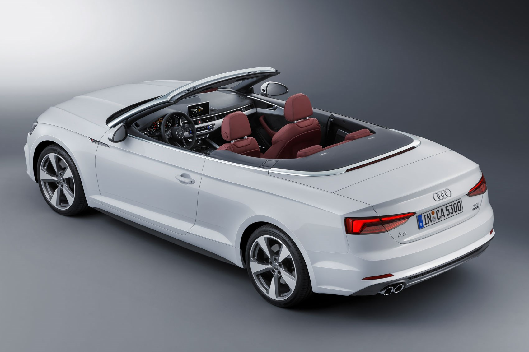 front audi abt cabrio convertible en sportsline tuning weiss galery for sale