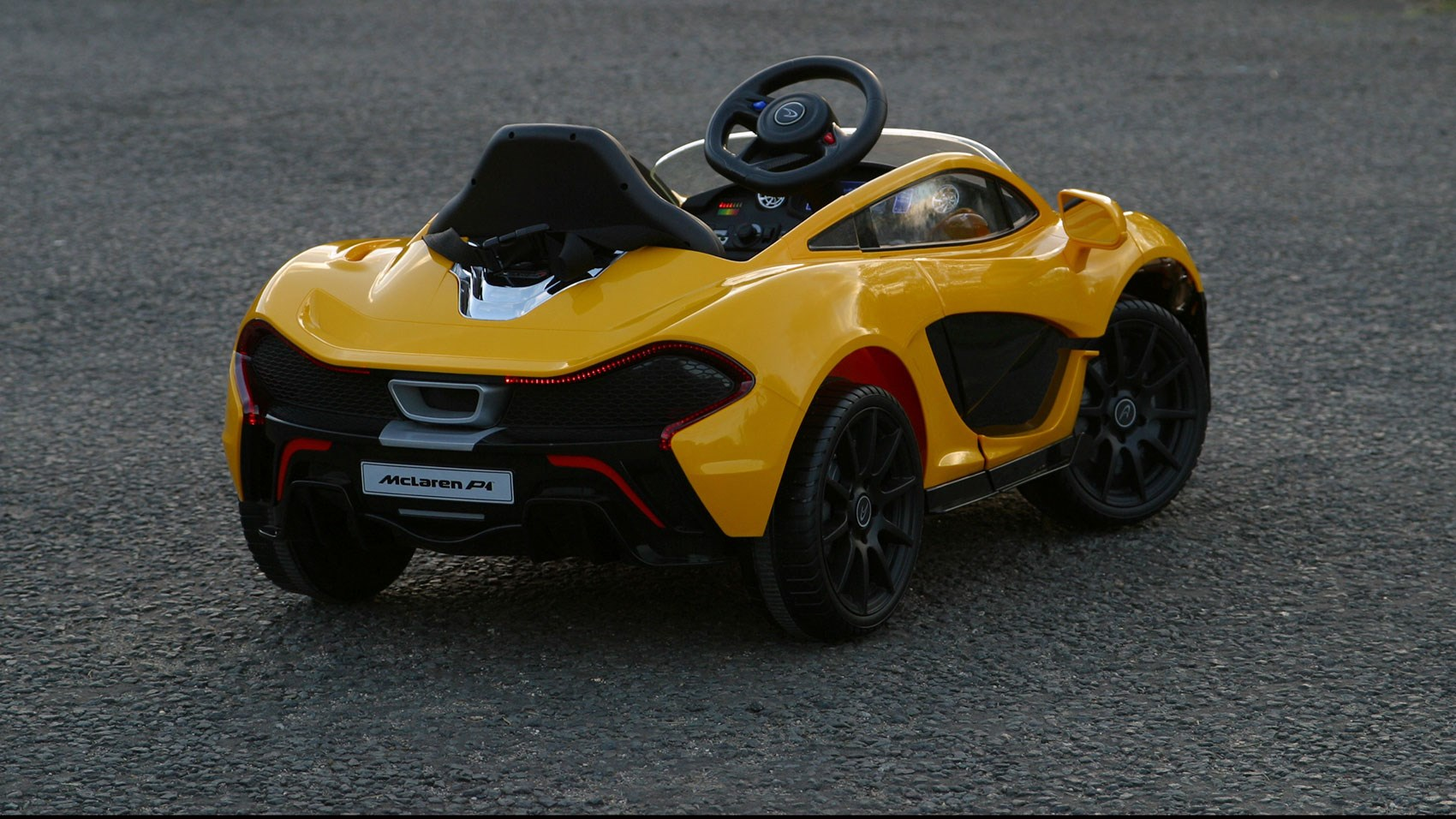 The Ride On Mclaren P1 For Kid Who Has Everything