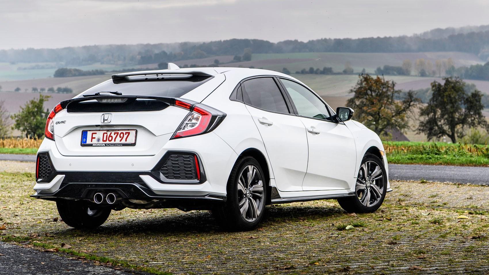Lease Honda Civic >> Honda Civic 1.5 Sport (2016) review   CAR Magazine