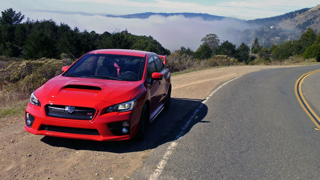Subaru WRX STI (2016) review | CAR Magazine
