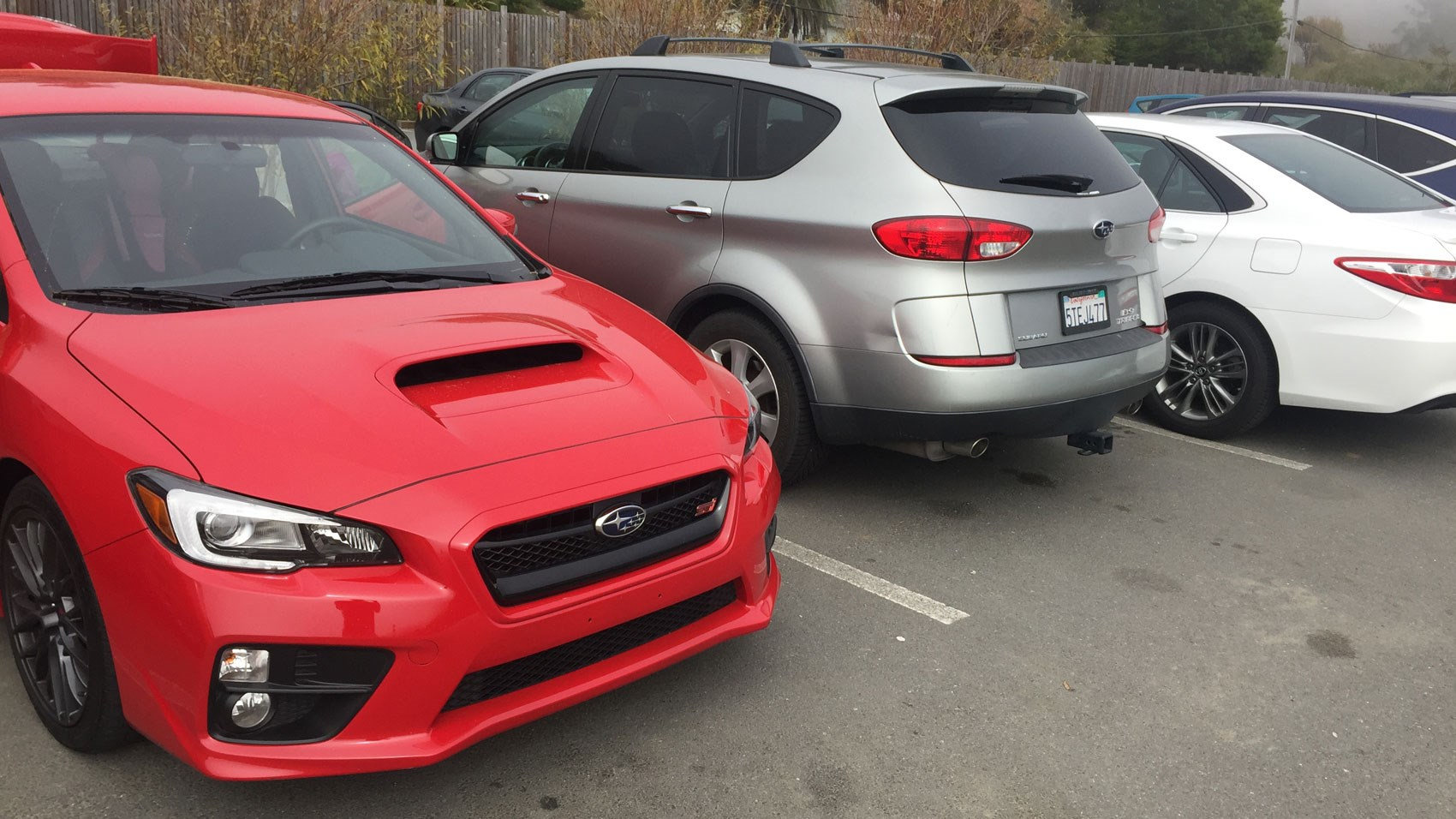 Subaru model line of 2016: the most interesting about the long-awaited novelties