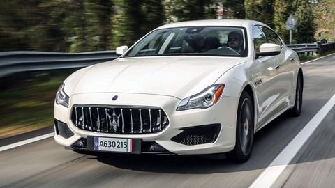 Maserati Quattroporte Gts 2016 Review Car Magazine