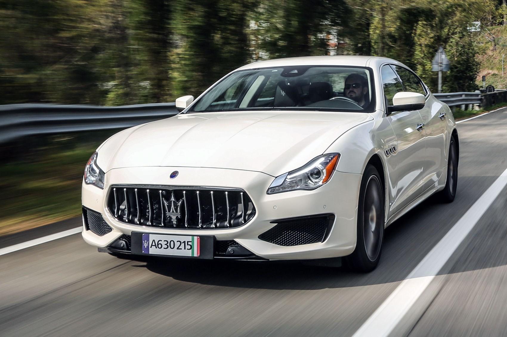 Chevrolet Lease Deals >> Maserati Quattroporte GTS (2016) review by CAR Magazine