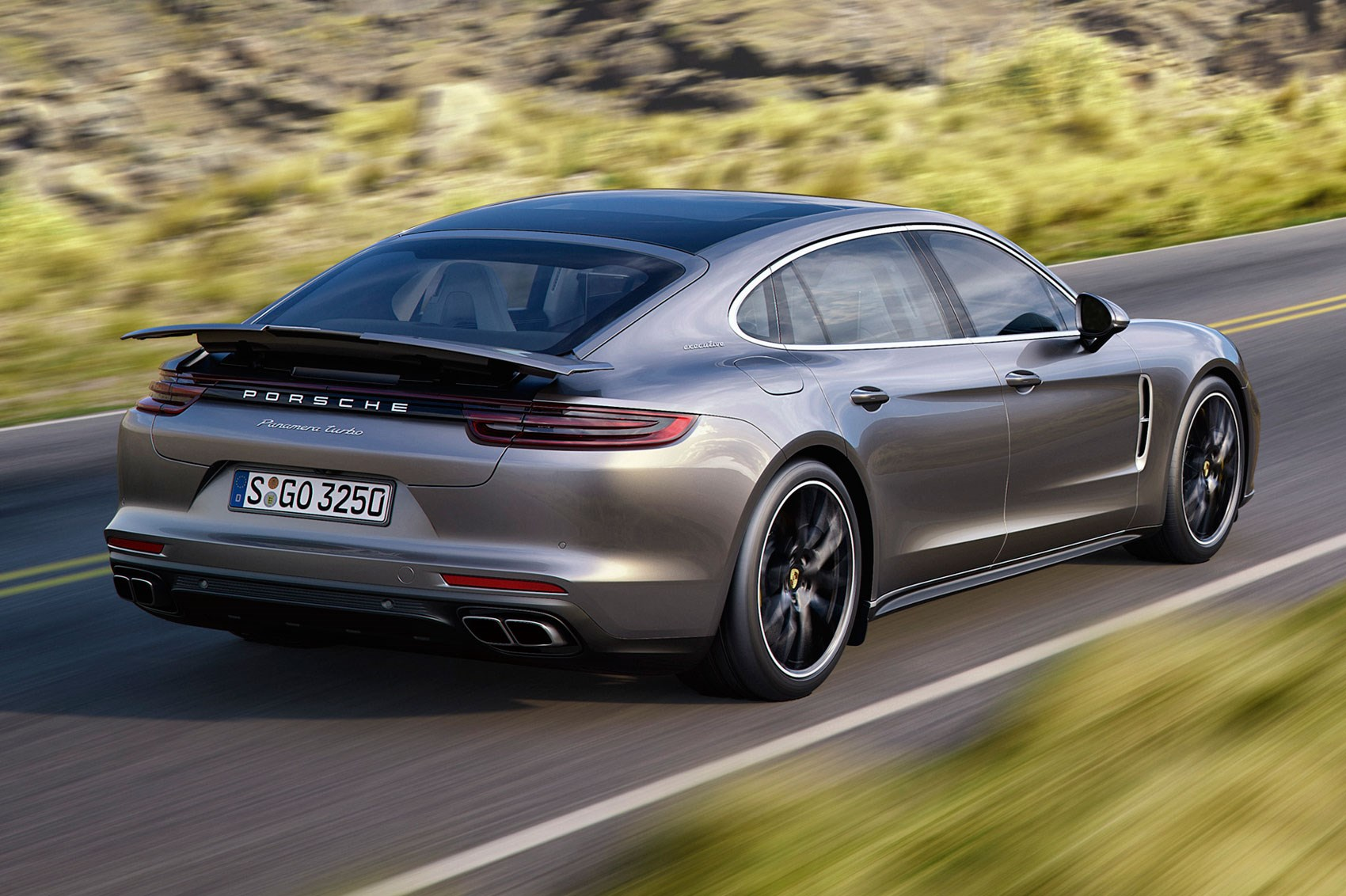 Porsche Panamera range revealed: six new models added
