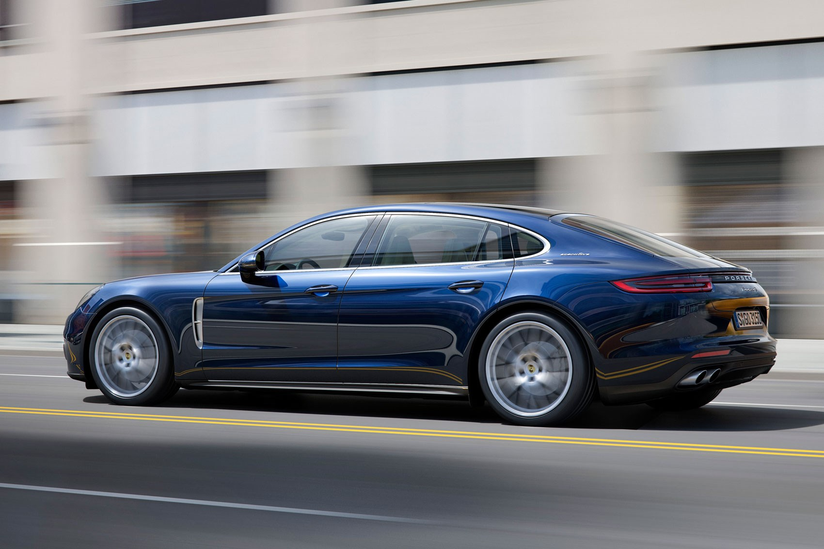 panamera hat trick porsche adds new turbo v6 executive variant and kit by car magazine. Black Bedroom Furniture Sets. Home Design Ideas