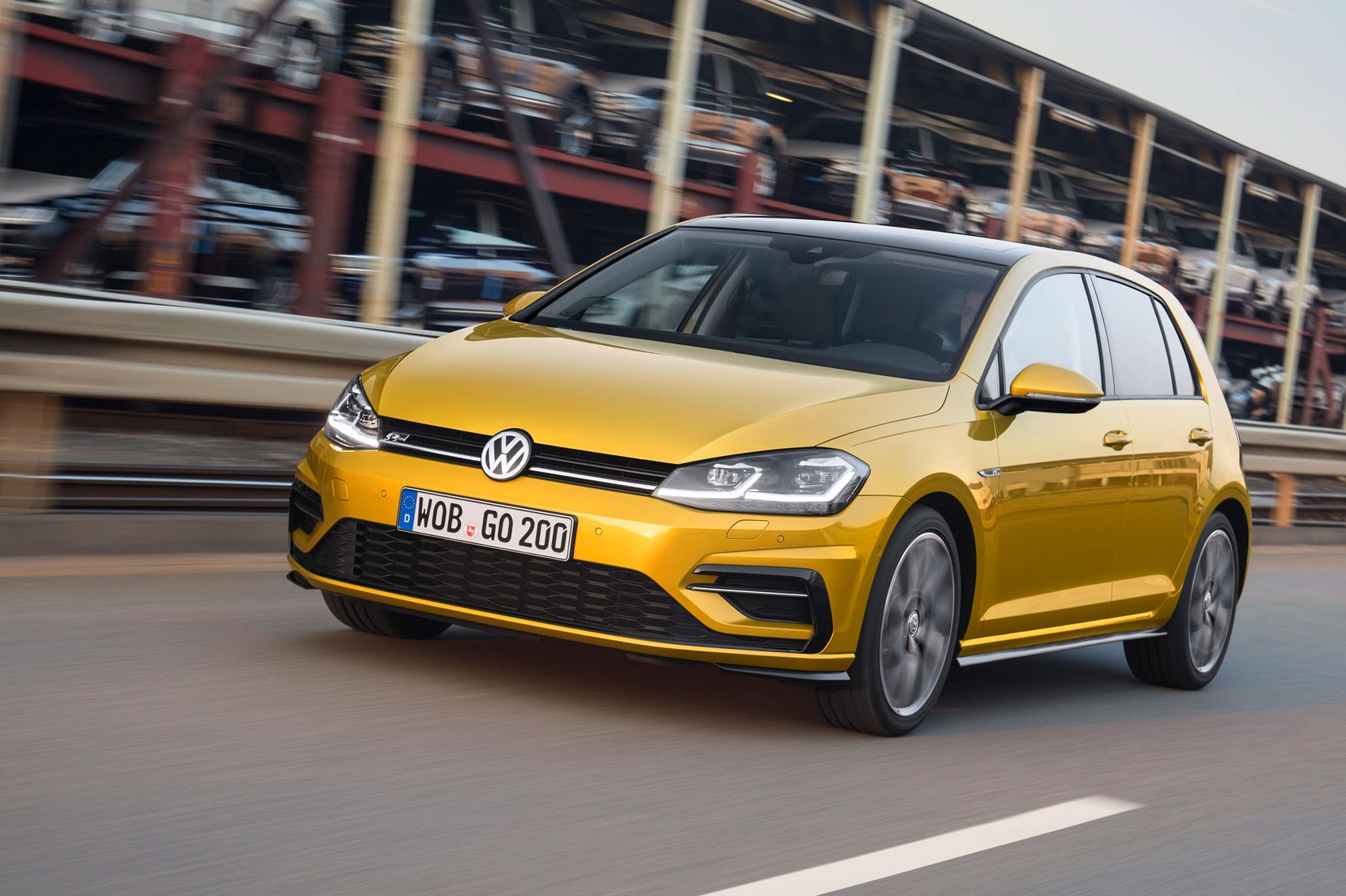 Seven Things You Need To Know About The Facelifted 2017 Vw Golf Go Back Gt Gallery For Chicken Wing Diagram Volkswagen Mk7