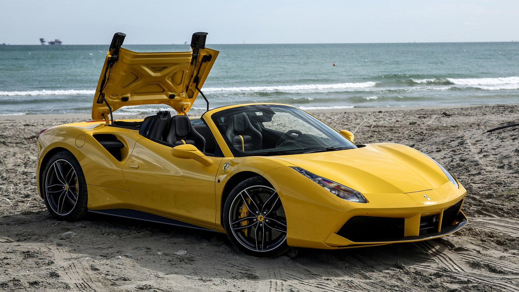 Ferrari 488 Spider 2016 Review By Car Magazine