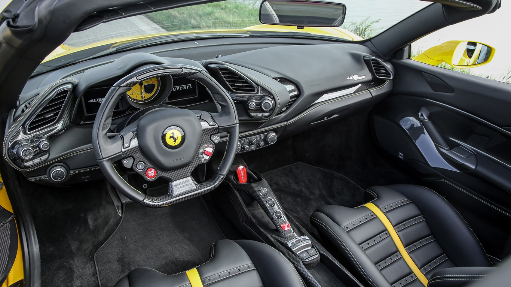 2018 ferrari inside. delighful ferrari ferrari 488 spider 2016 review for 2018 ferrari inside