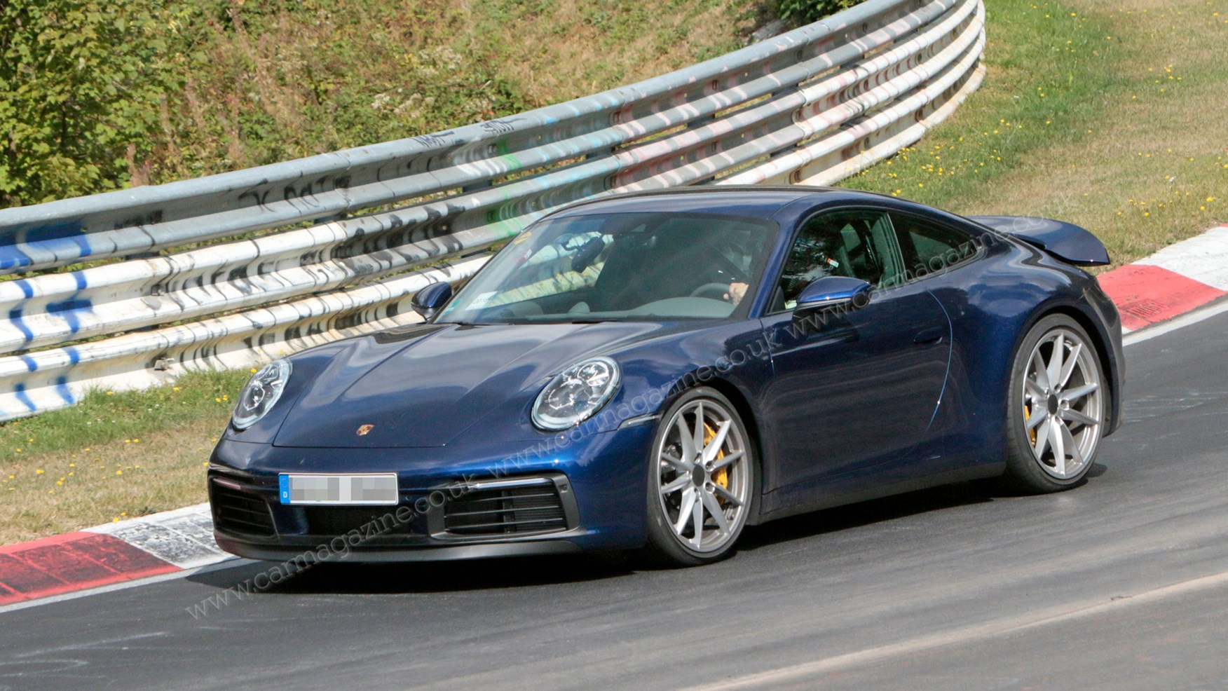 New Porsche 911 Fresh Pictures Of 992 Snapped At The