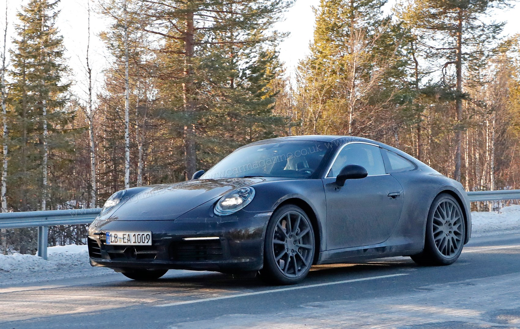 2019 Porsche 911 Turbo S >> New Porsche 911: fresh pictures of 992 snapped at the 'Ring | CAR Magazine