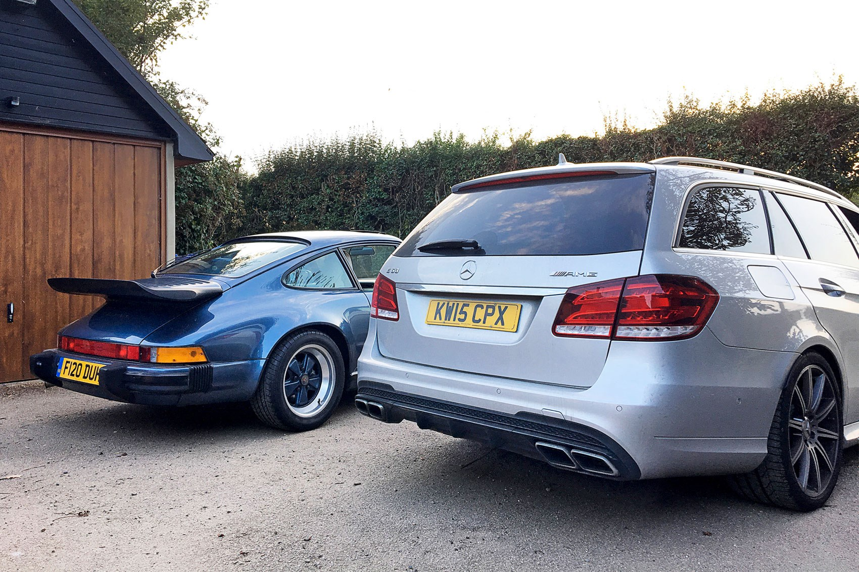 Mercedes-Benz E63 AMG Estate: used long-term test review