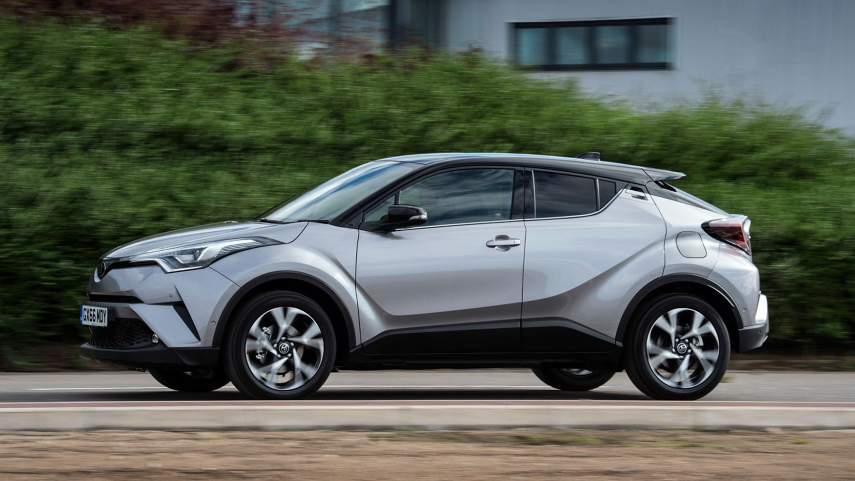 Kuga Dimensions >> Toyota C-HR (2017) review by CAR Magazine
