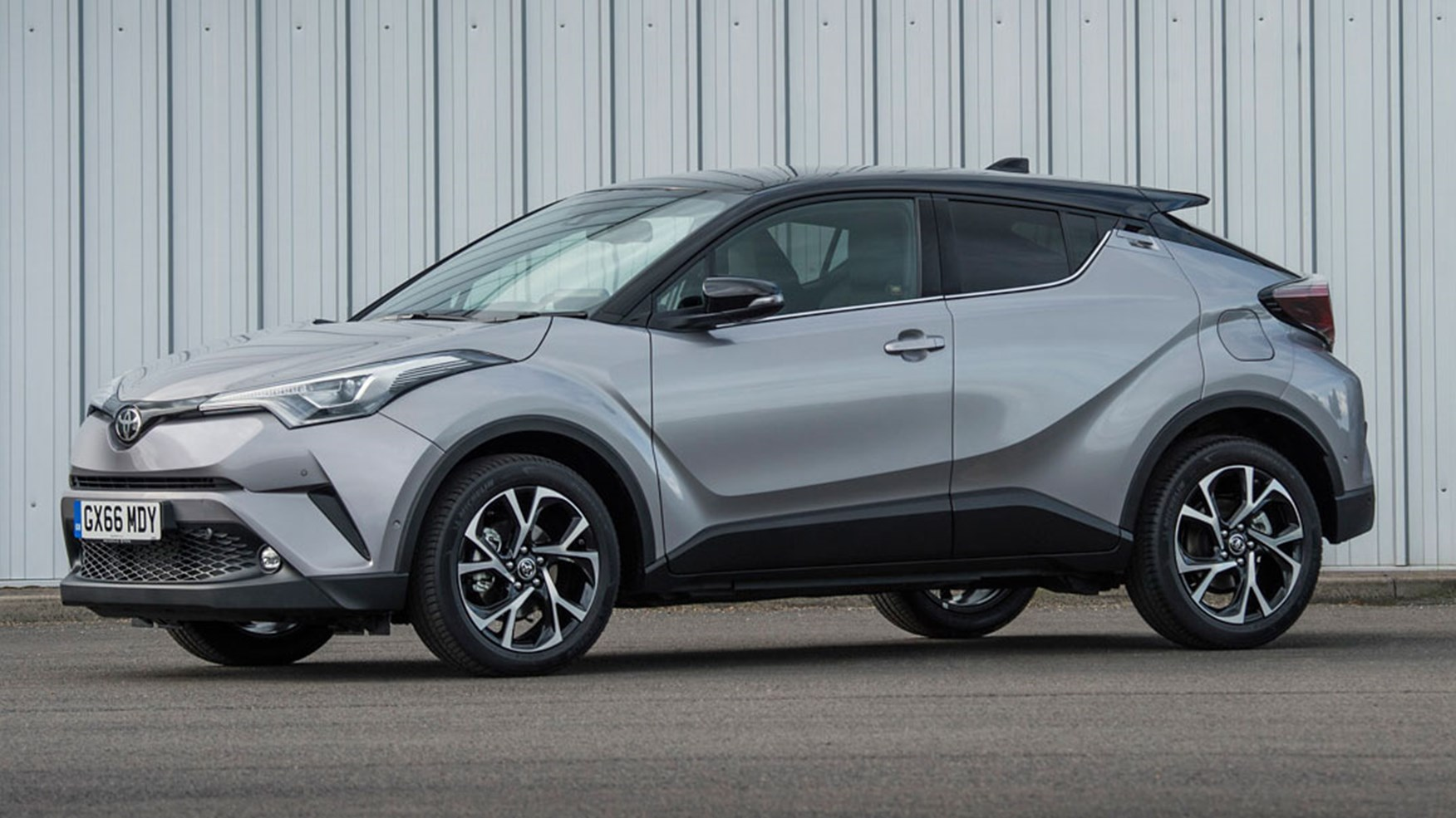 Elegant Toyota CHR 2017 Review By CAR Magazine