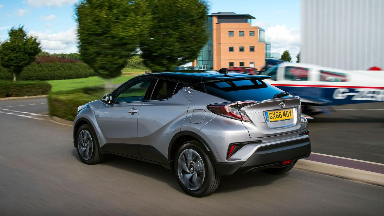 Auto Lease Deals >> Toyota C-HR (2017) review | CAR Magazine