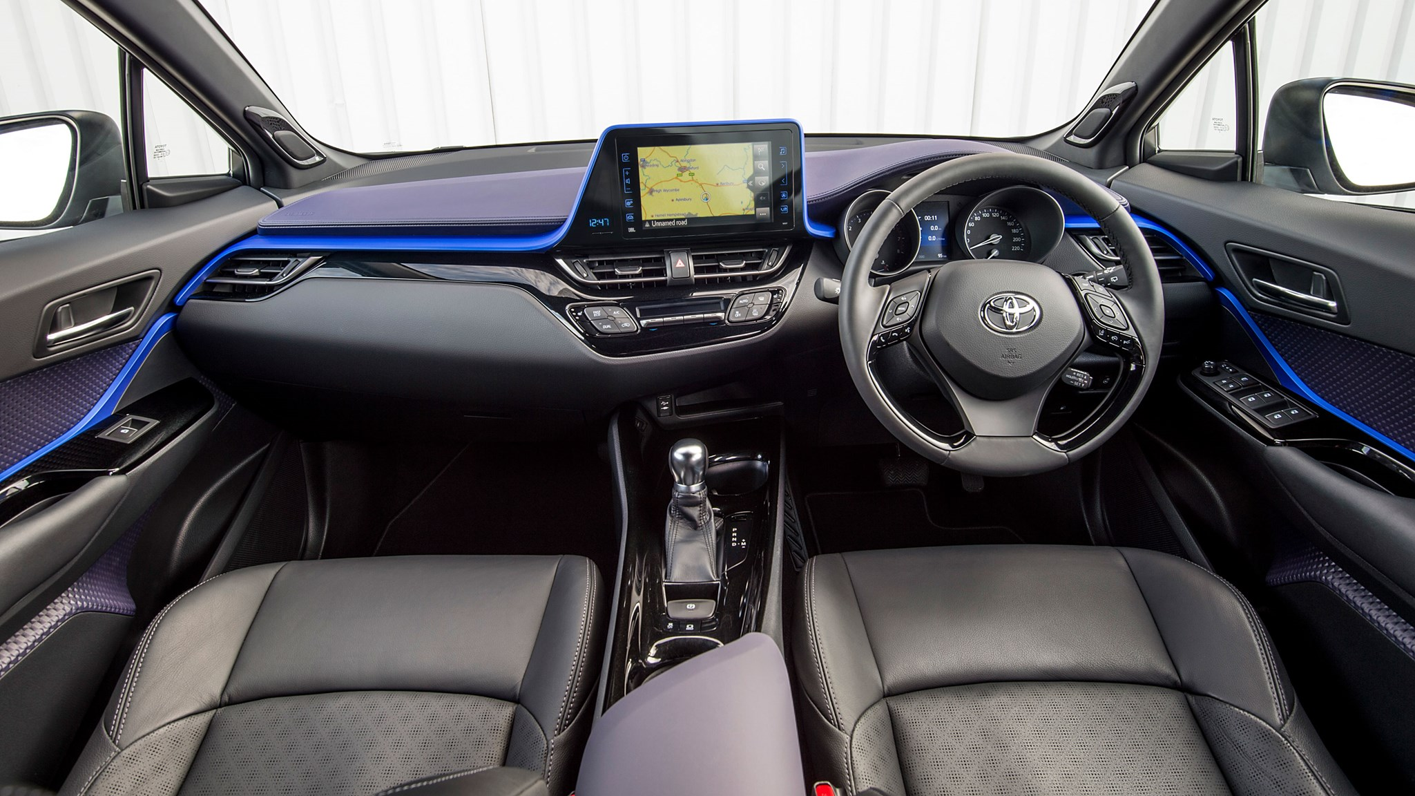 Toyota C Hr 2017 Review Car Magazine
