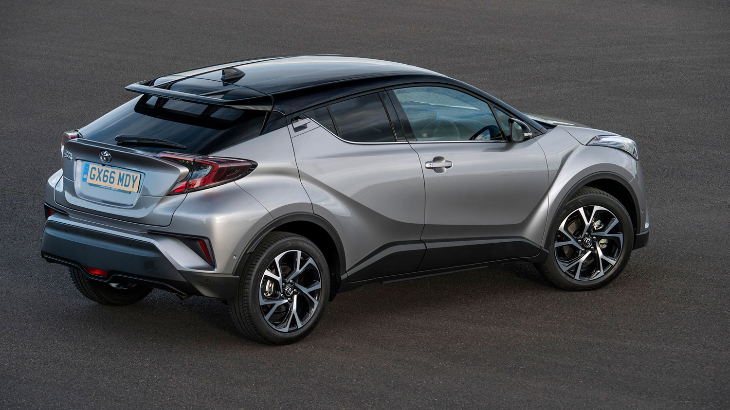 Toyota CHR 2017 review by CAR Magazine