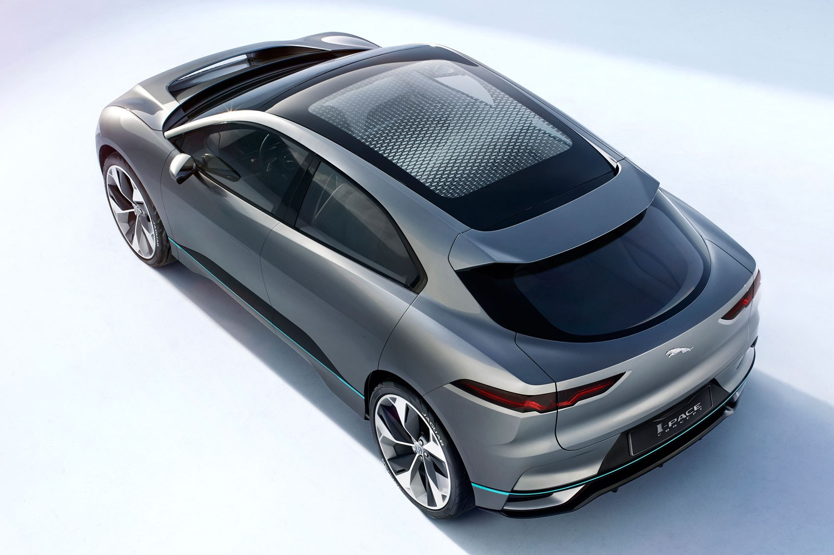 The Way Of The Future Jaguar I Pace Concept Unveiled