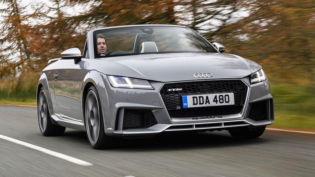 Audi TT RS Roadster Review CAR Magazine - Audi tt roadster car cover