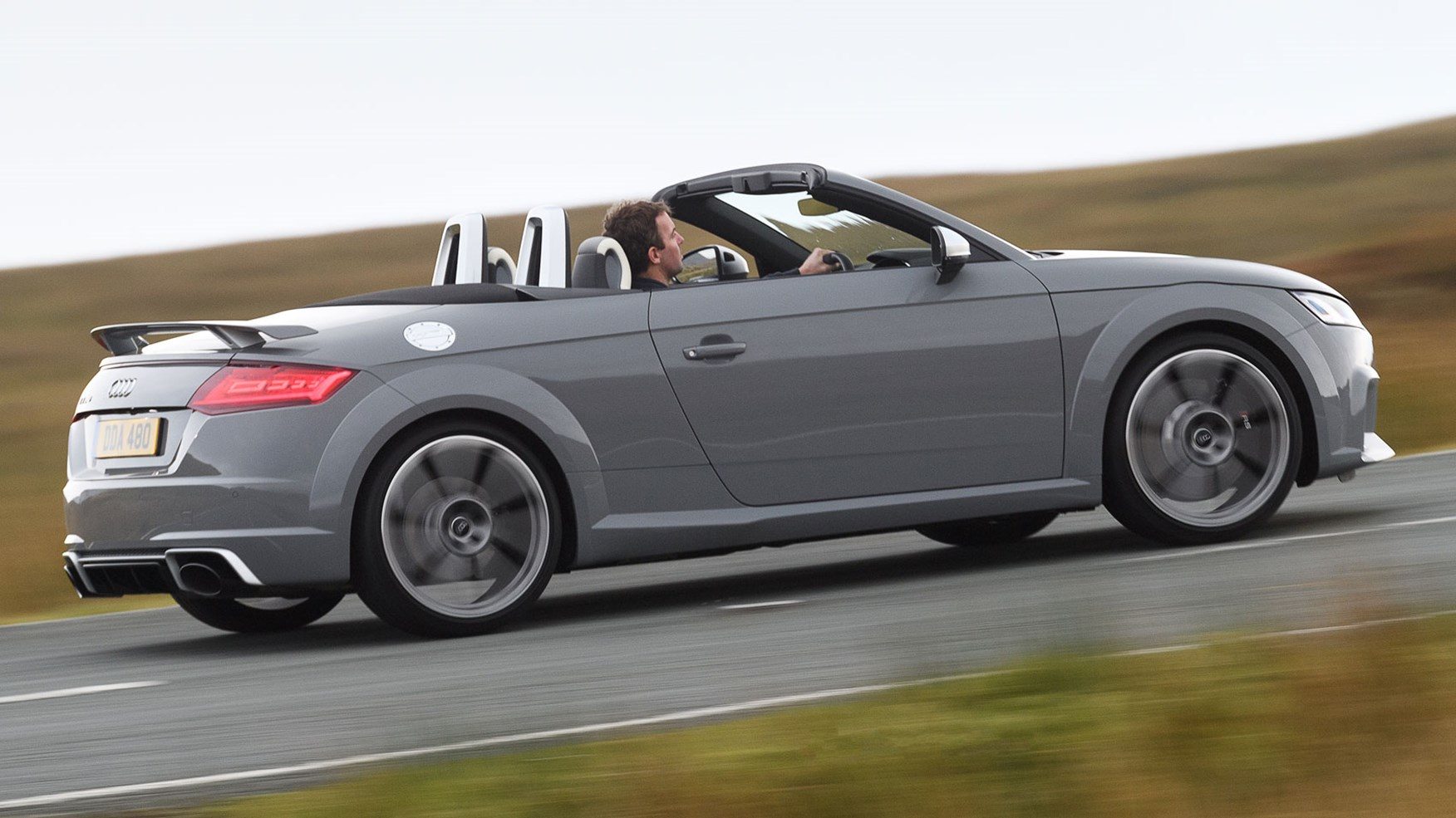 Audi TT RS Roadster (2016) review by CAR Magazine