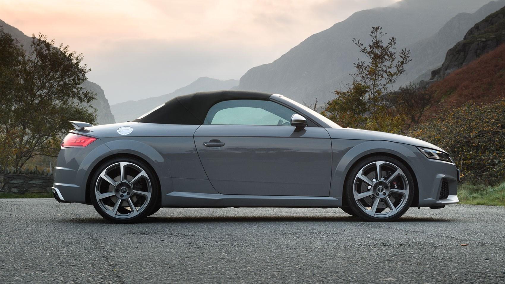 Audi tt roadster 2016 lease