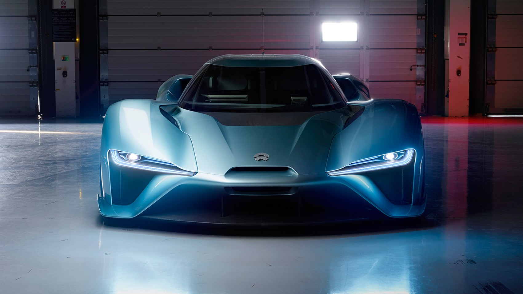 Nurburgring Lap Record Broken By Nio Ep9 Electric Supercar