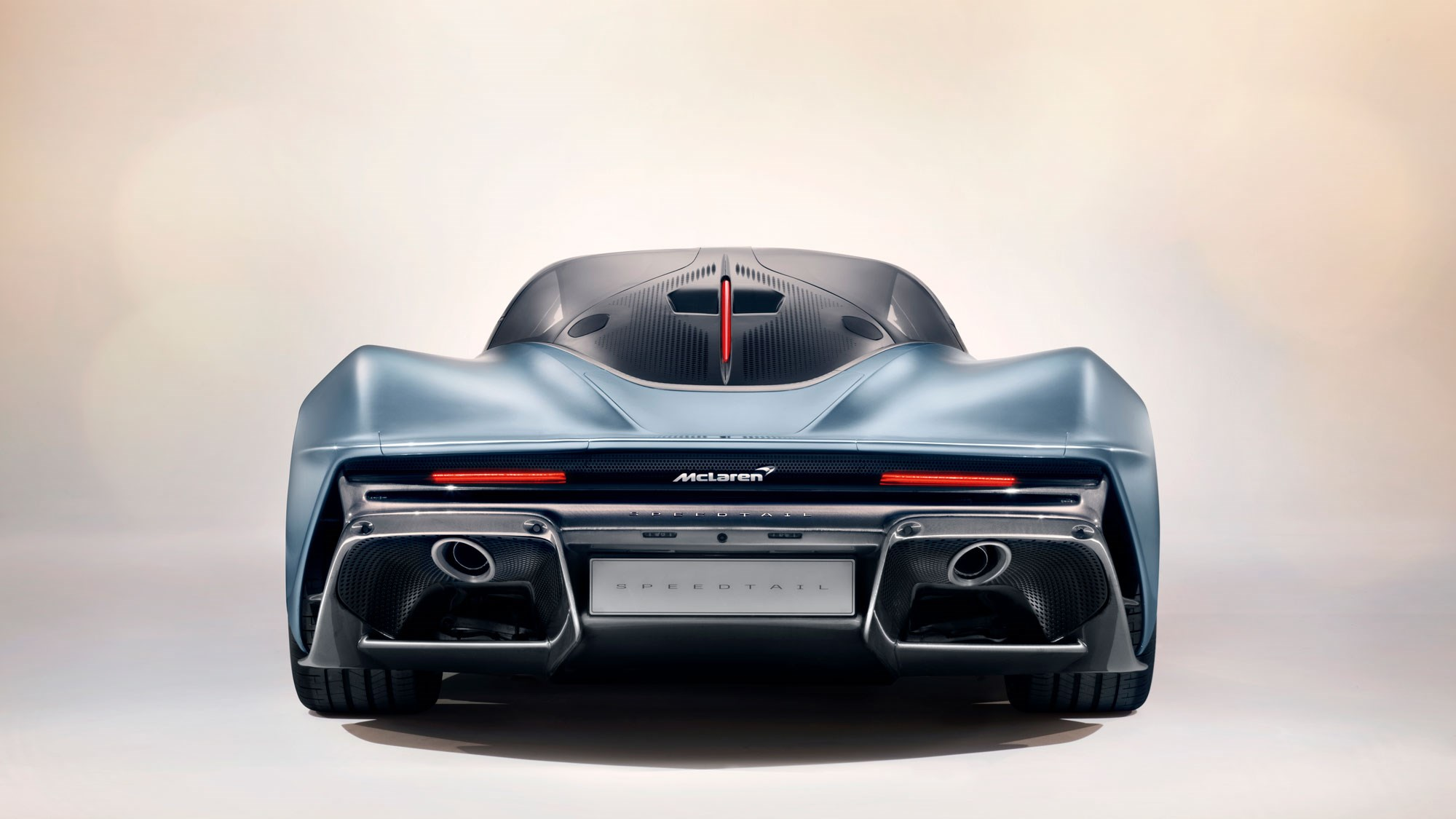 Mclaren Speedtail Hypercar Makes 309bhp From Its E Motor