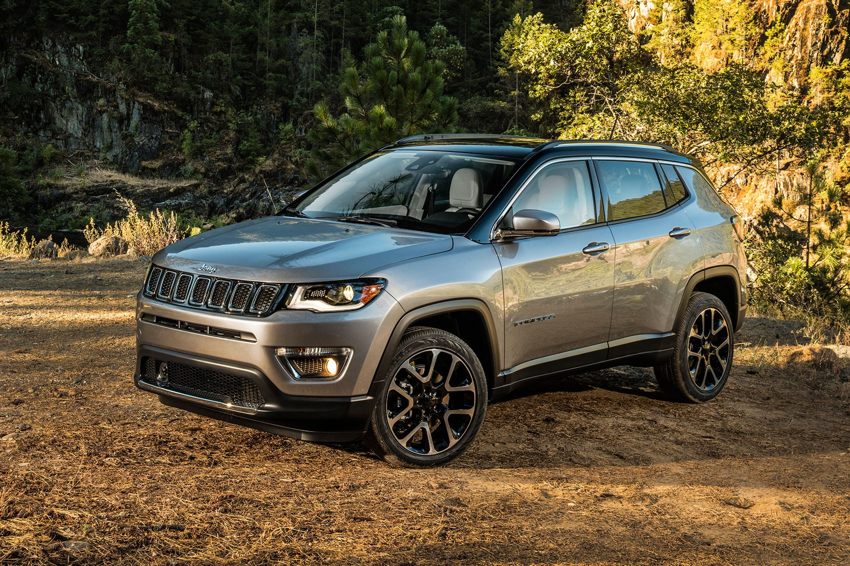 Nissan Los Angeles >> New Jeep Compass unveiled at LA Auto Show | CAR Magazine