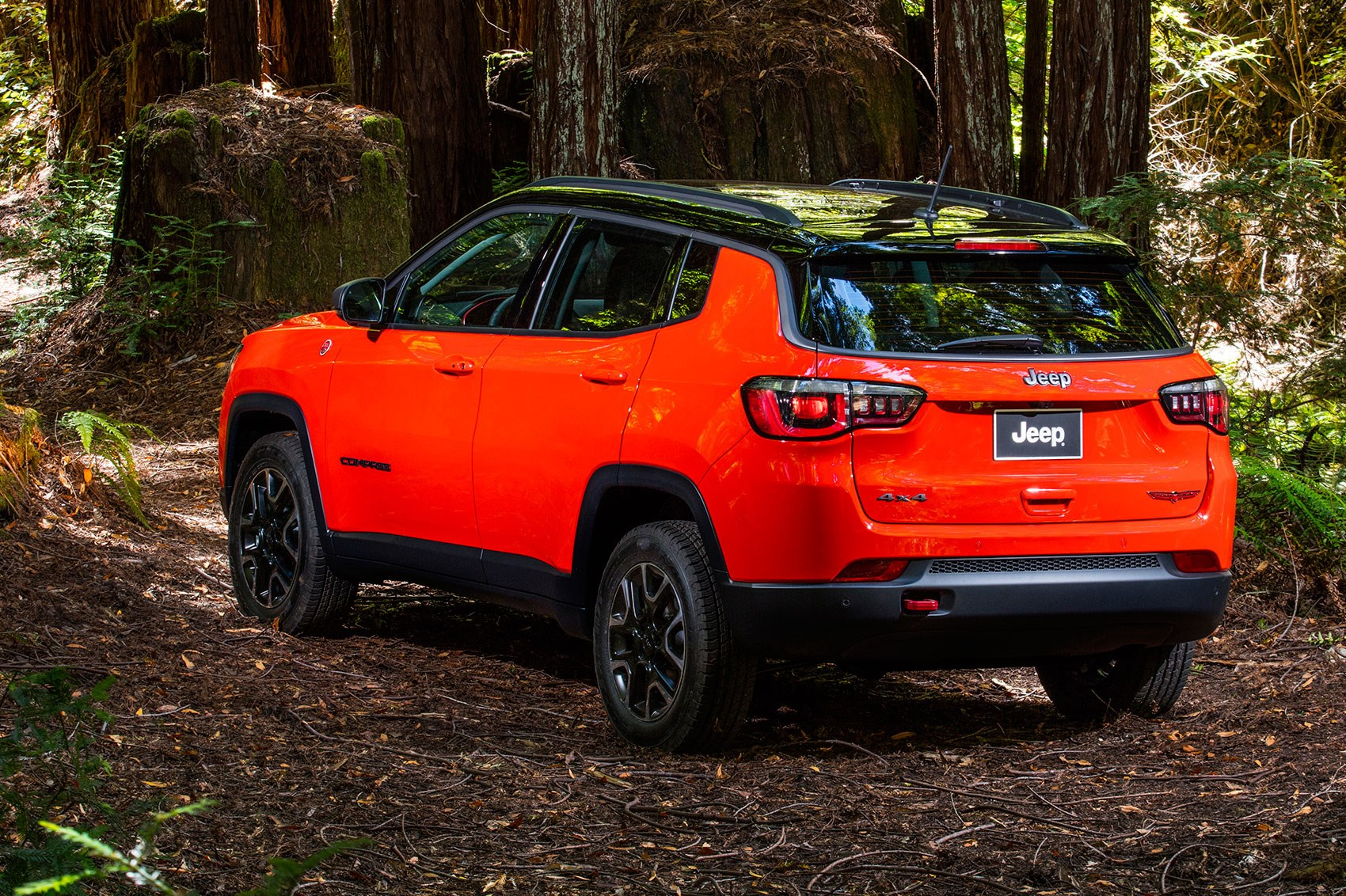 Cars For Sale Los Angeles >> New Jeep Compass unveiled at LA Auto Show by CAR Magazine