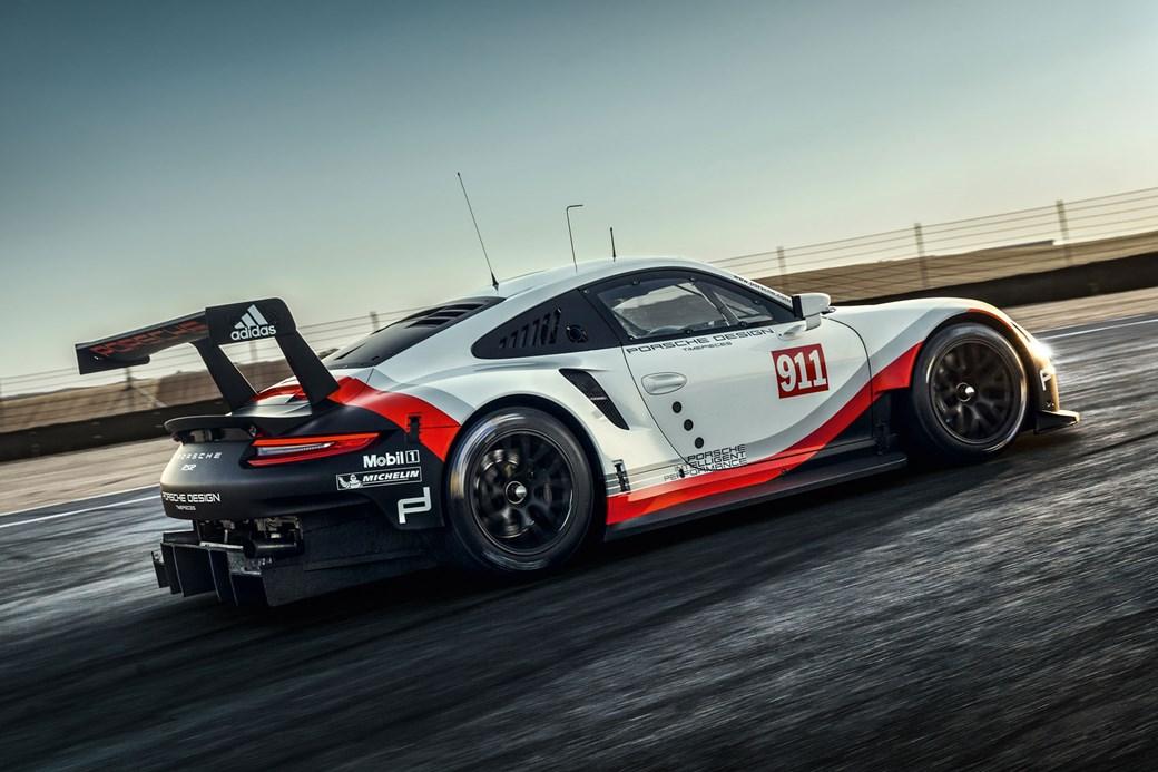Porsche reveals a mid-engined 911 (race car) | CAR Magazine