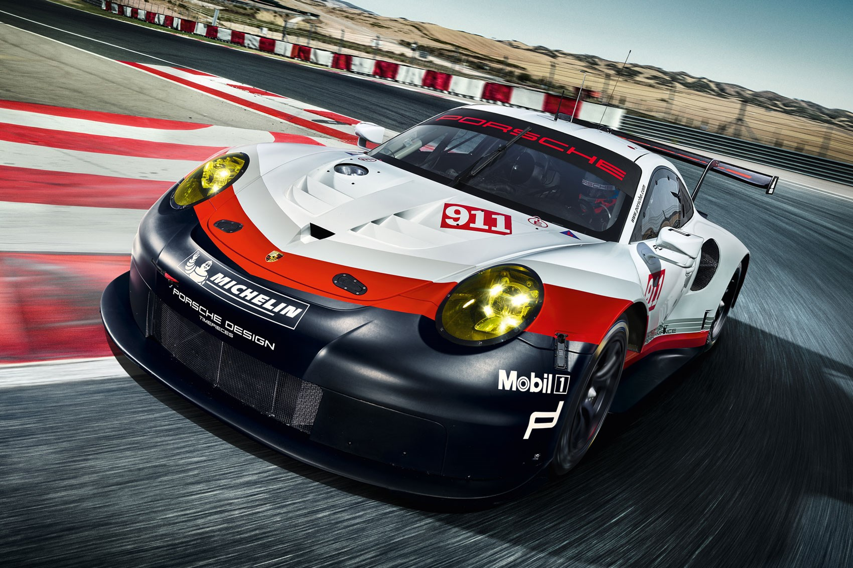Porsche reveals a mid-engined 911 (race car) | CAR Magazine