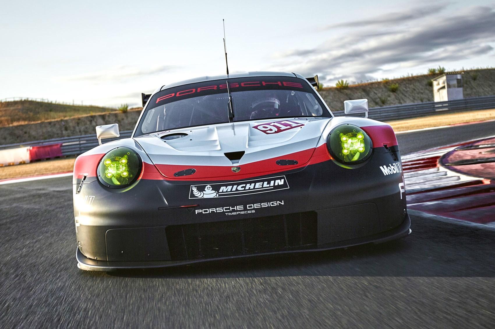 Porsche reveals a mid-engined 911 (race car)   CAR Magazine