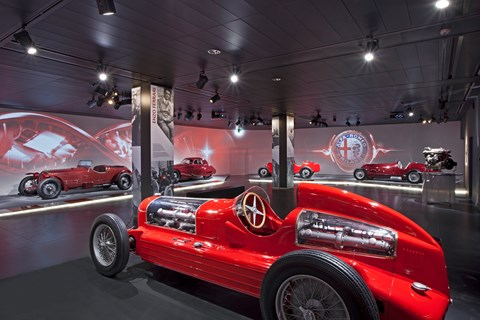 Alfa Romeo: a rich racing heritage