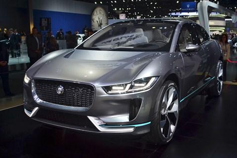 2016 Jaguar I-Pace Concept