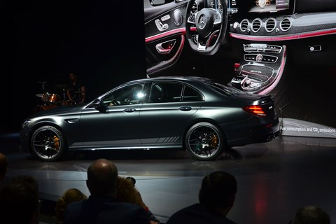 Mercedes-AMG E63 4Matic