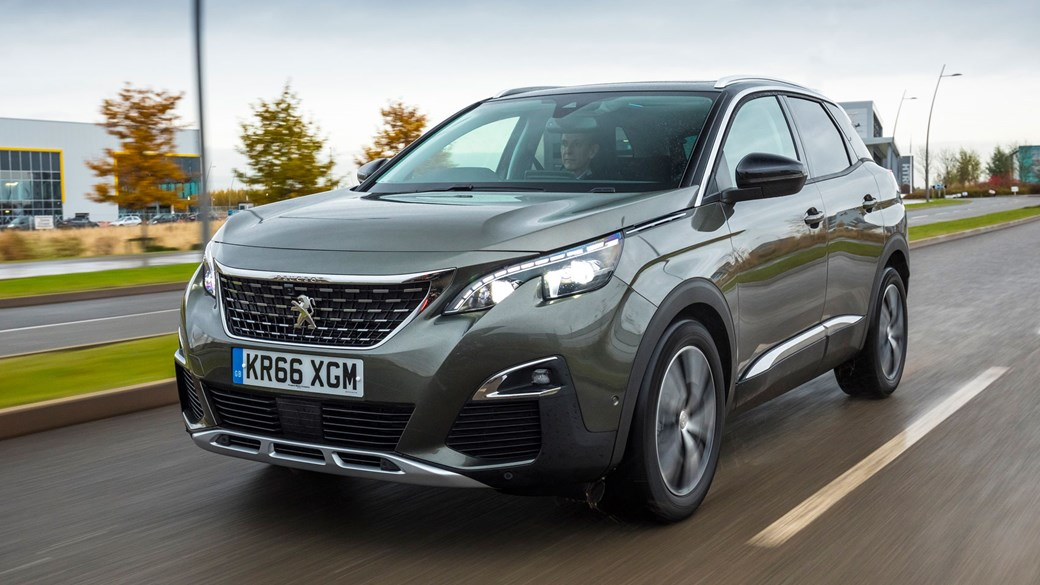 Peugeot 3008 16 Thp 165 Eat6 Allure 2017 Review Car Magazine