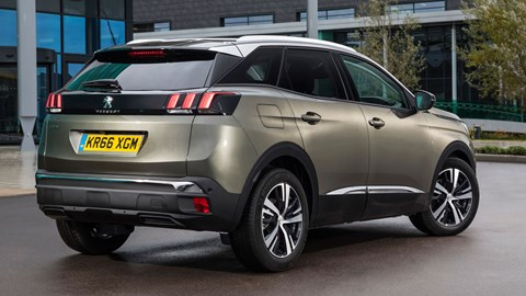peugeot 3008 1 6 thp 165 eat6 allure 2017 review by car magazine. Black Bedroom Furniture Sets. Home Design Ideas
