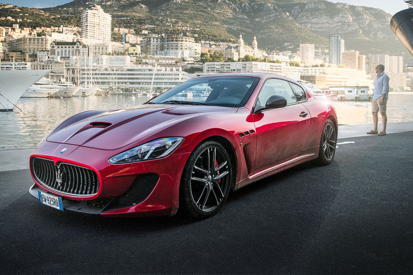 Some Like It Yacht: Driving A Maserati To Monaco