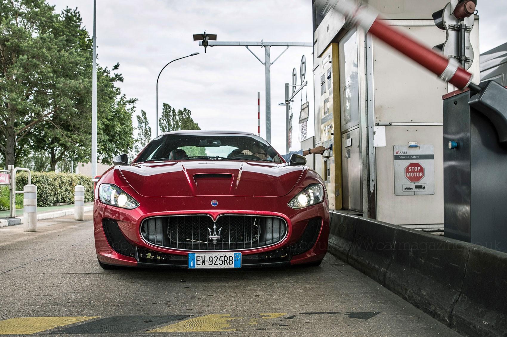 Charming ... 2016 Maserati GranTurismo MC Centennial Edition ...
