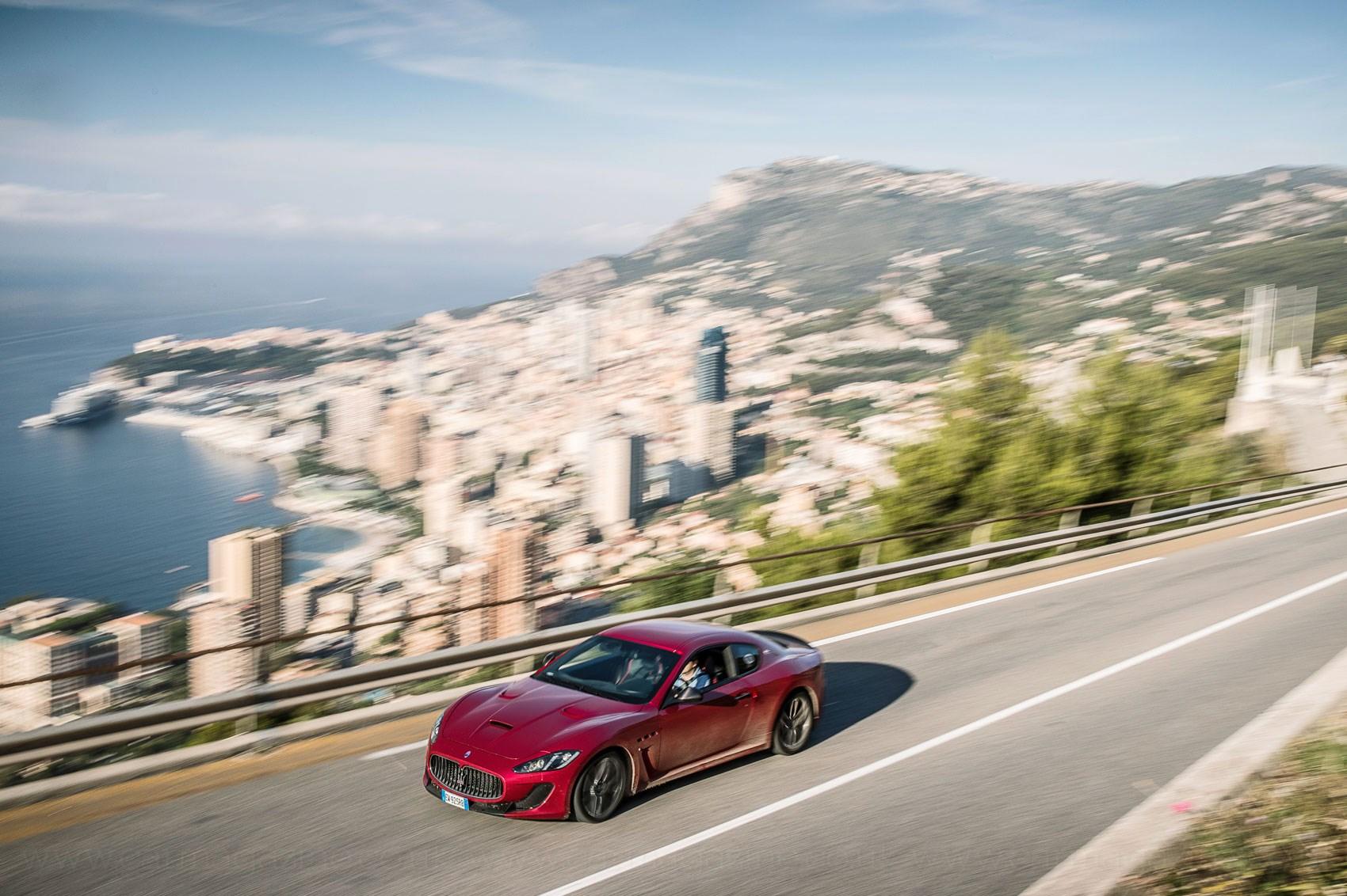 ... 2016 Maserati GranTurismo MC Centennial Edition ...
