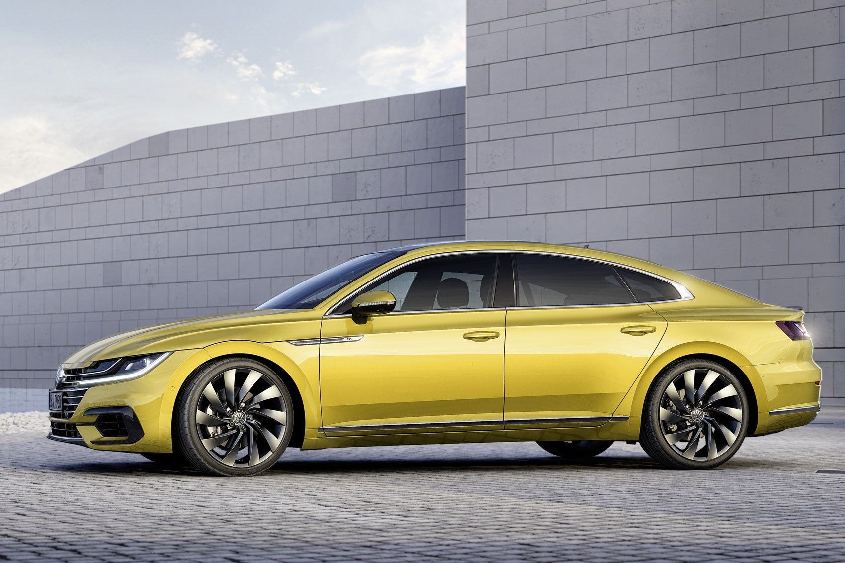 vw arteon revealed in full 2017 39 s passat cc by car magazine. Black Bedroom Furniture Sets. Home Design Ideas