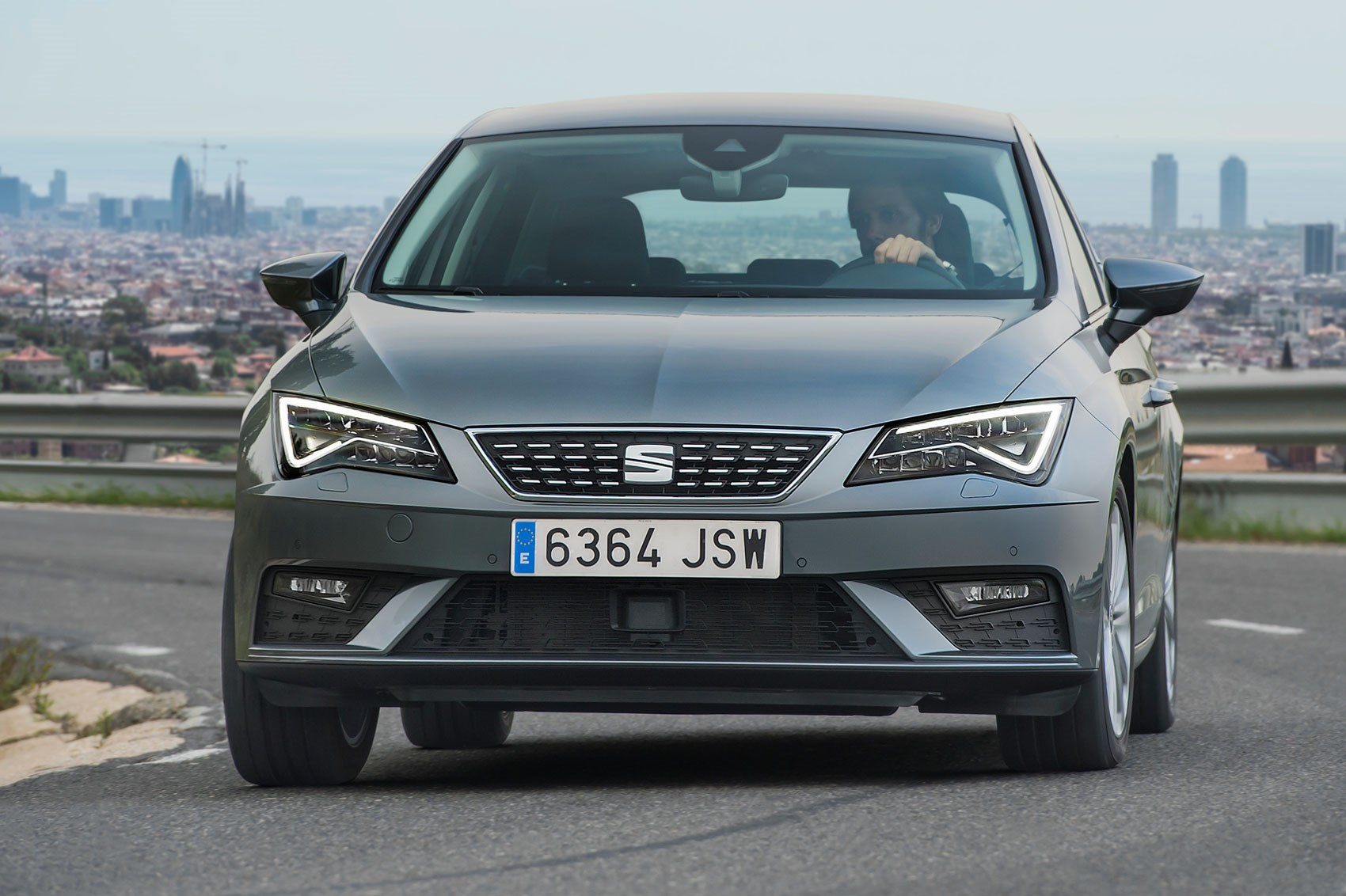 seat leon 1 0 litre tsi ecomotive se technology 2017. Black Bedroom Furniture Sets. Home Design Ideas