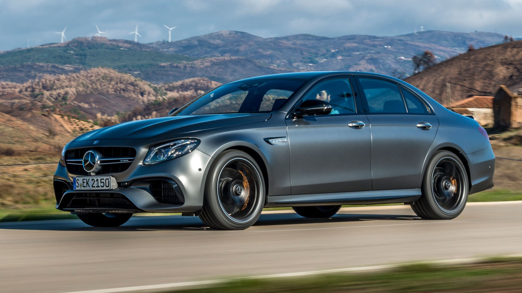 2017 Mercedes-AMG E63 S 4Matic+