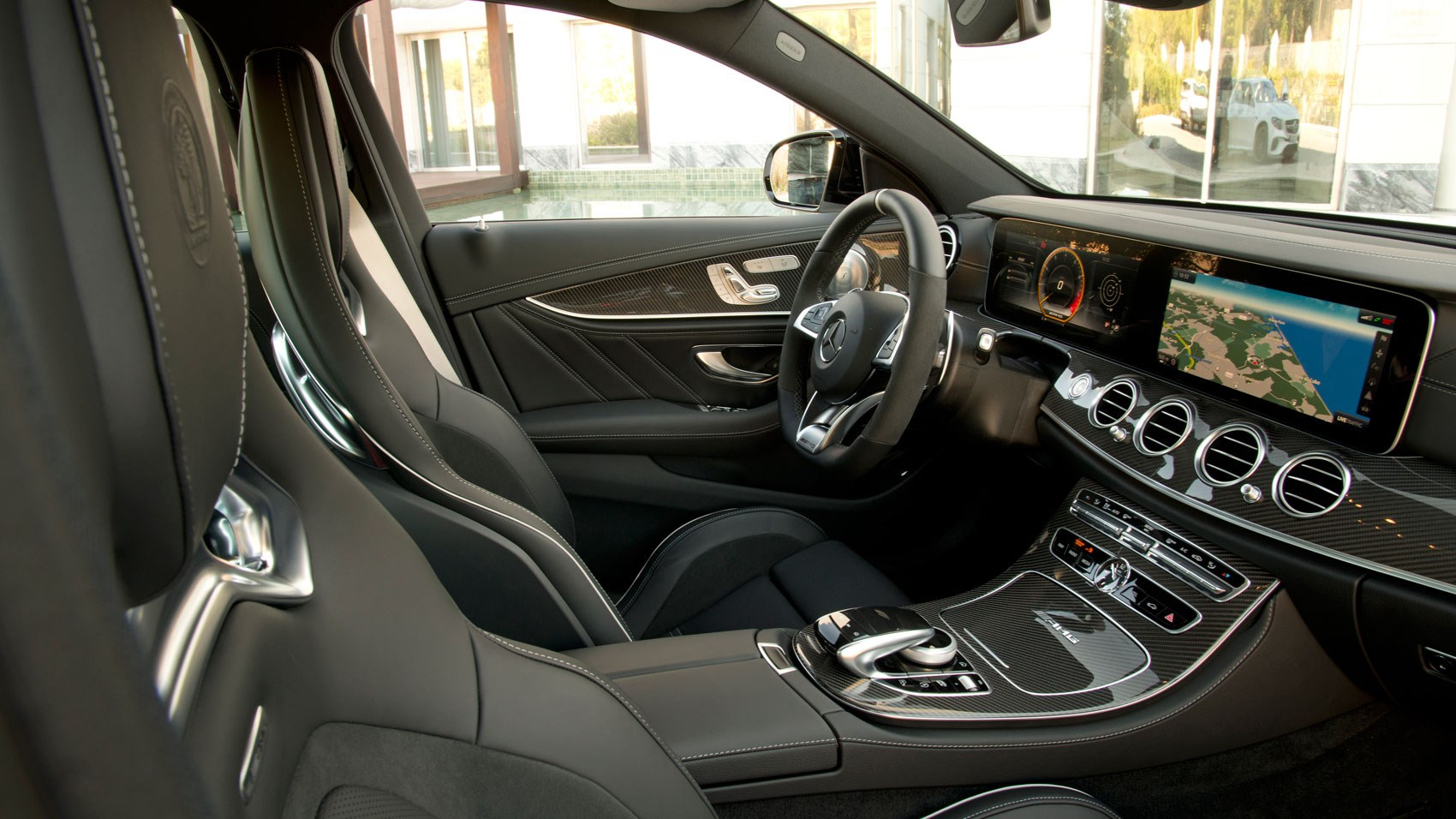 ... 2017 Mercedes-AMG E63 S 4Matic+ review ...