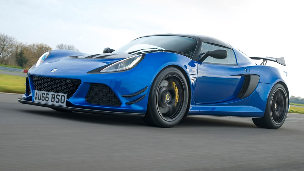 Lotus Exige Sport 380 2016 Review Car Magazine